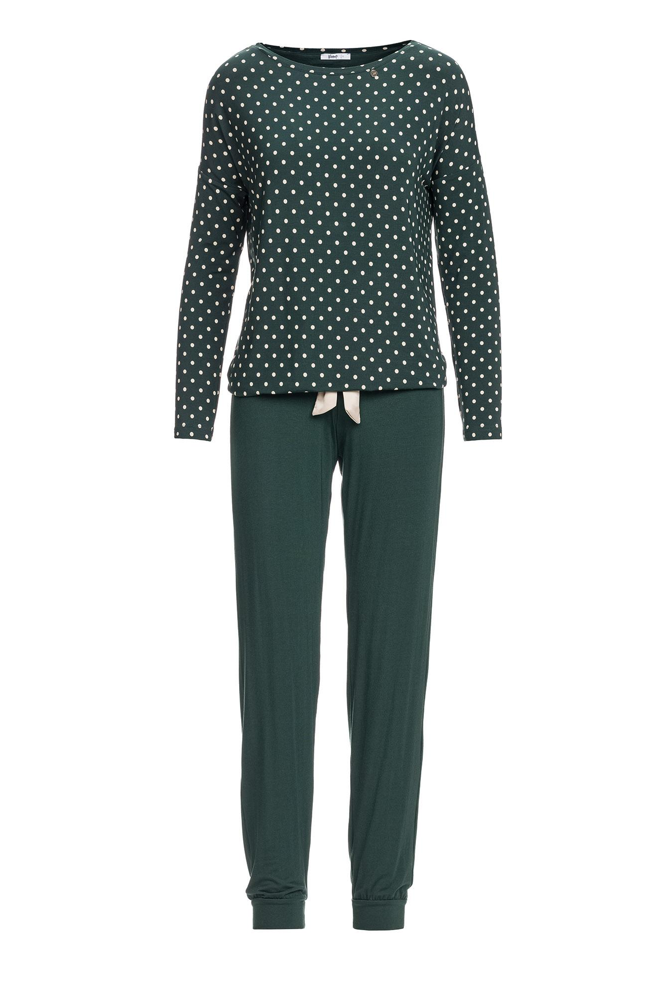 Women's Polka Dot Pyjamas