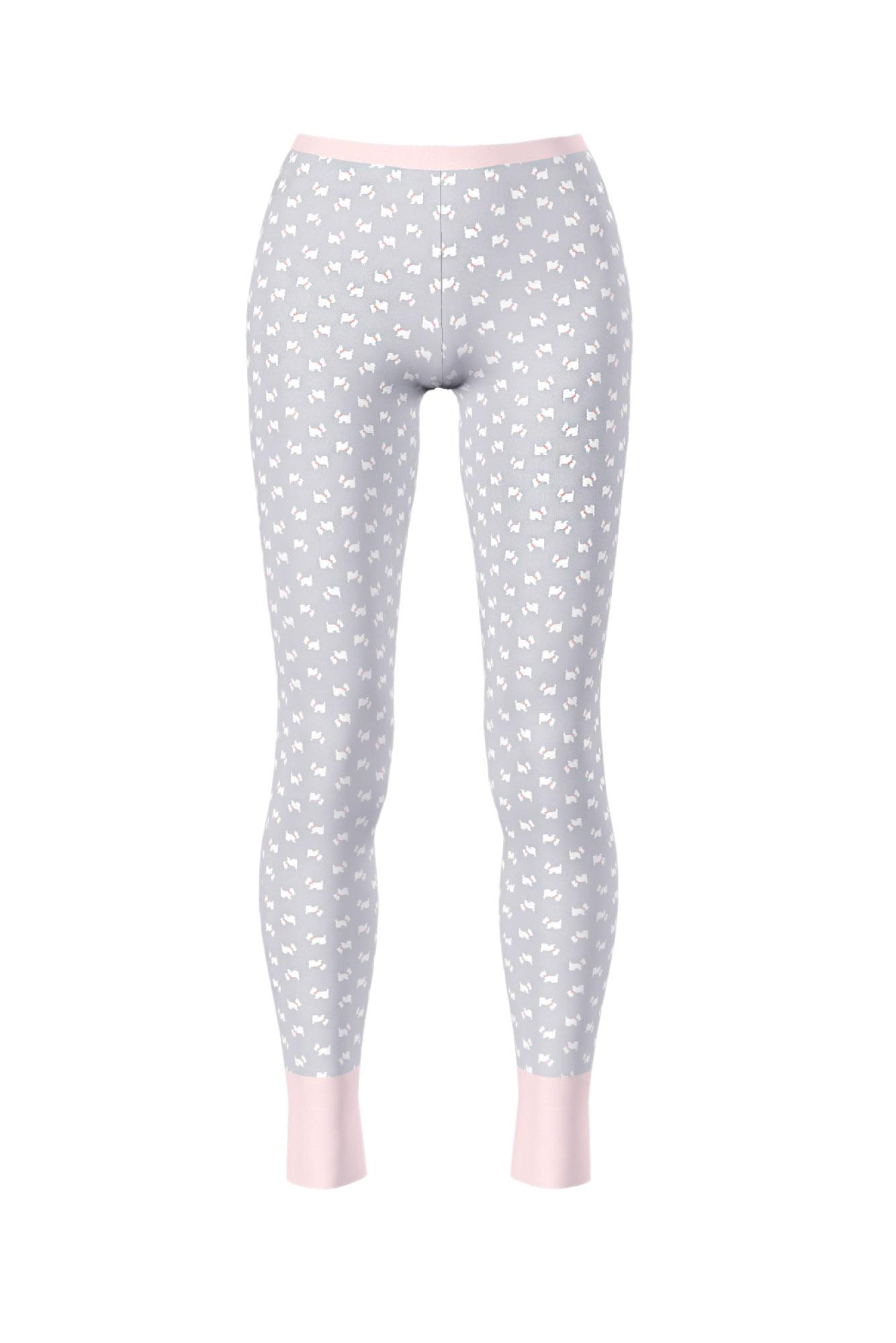 Women's Cotton Patterned Leggings