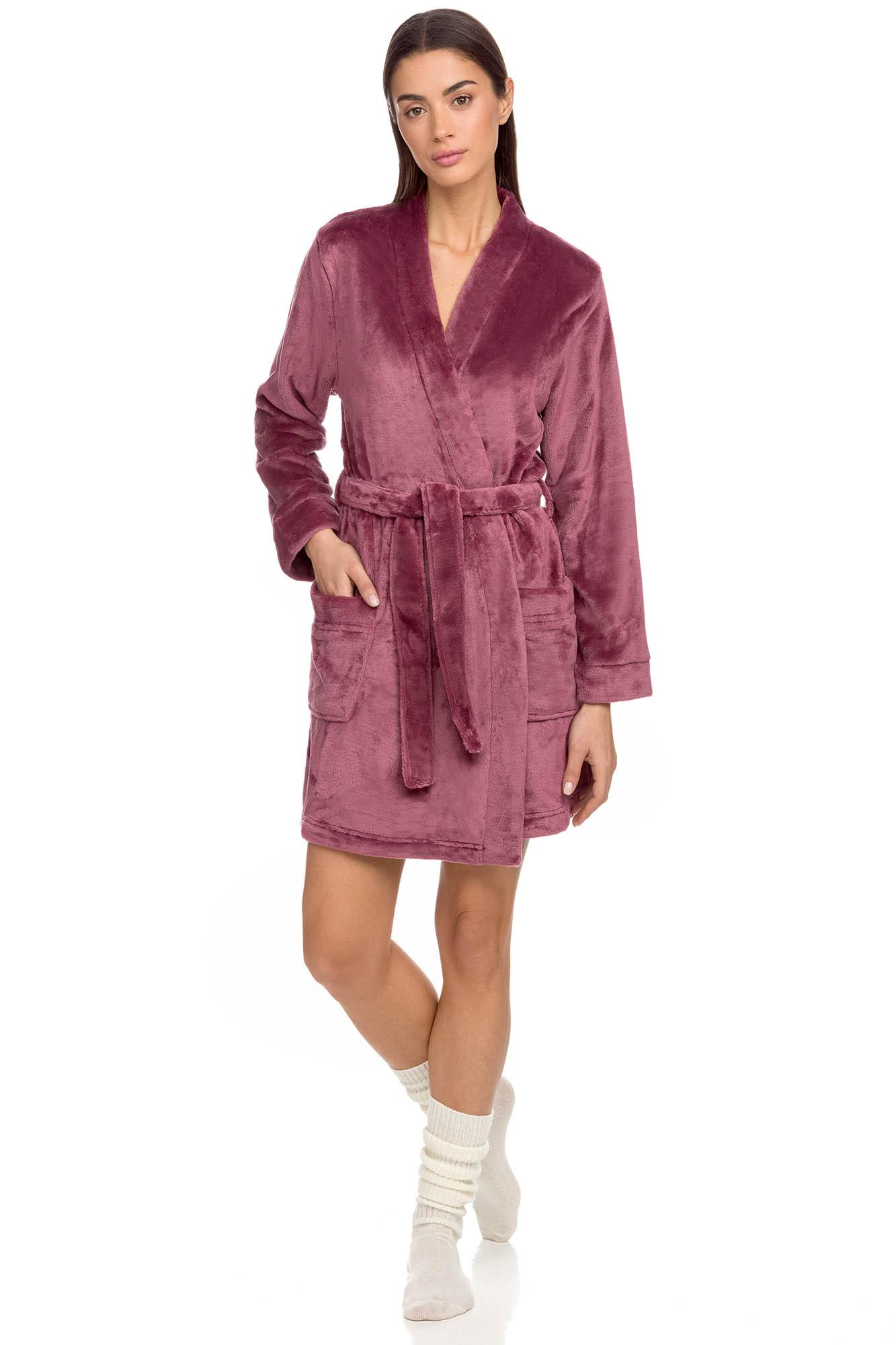 Women's Fleece Robe