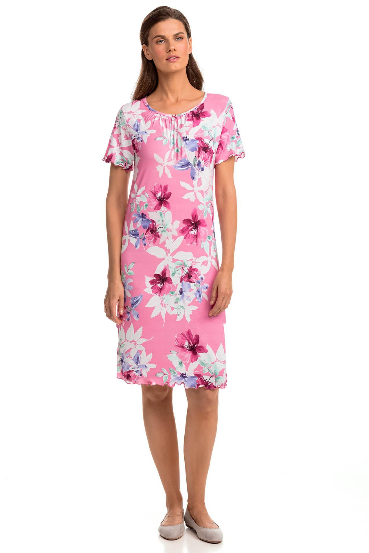 Floral Nightgown