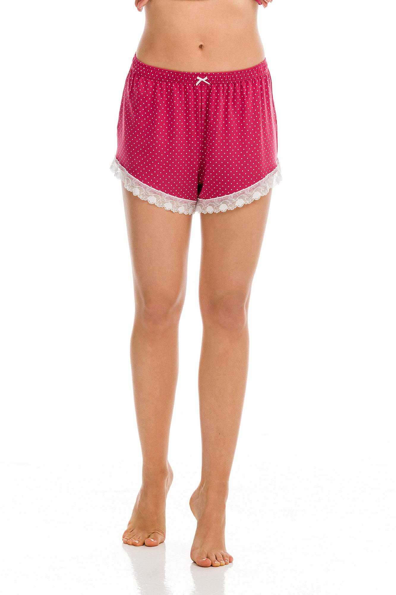 Women's Polka Dot Shorts