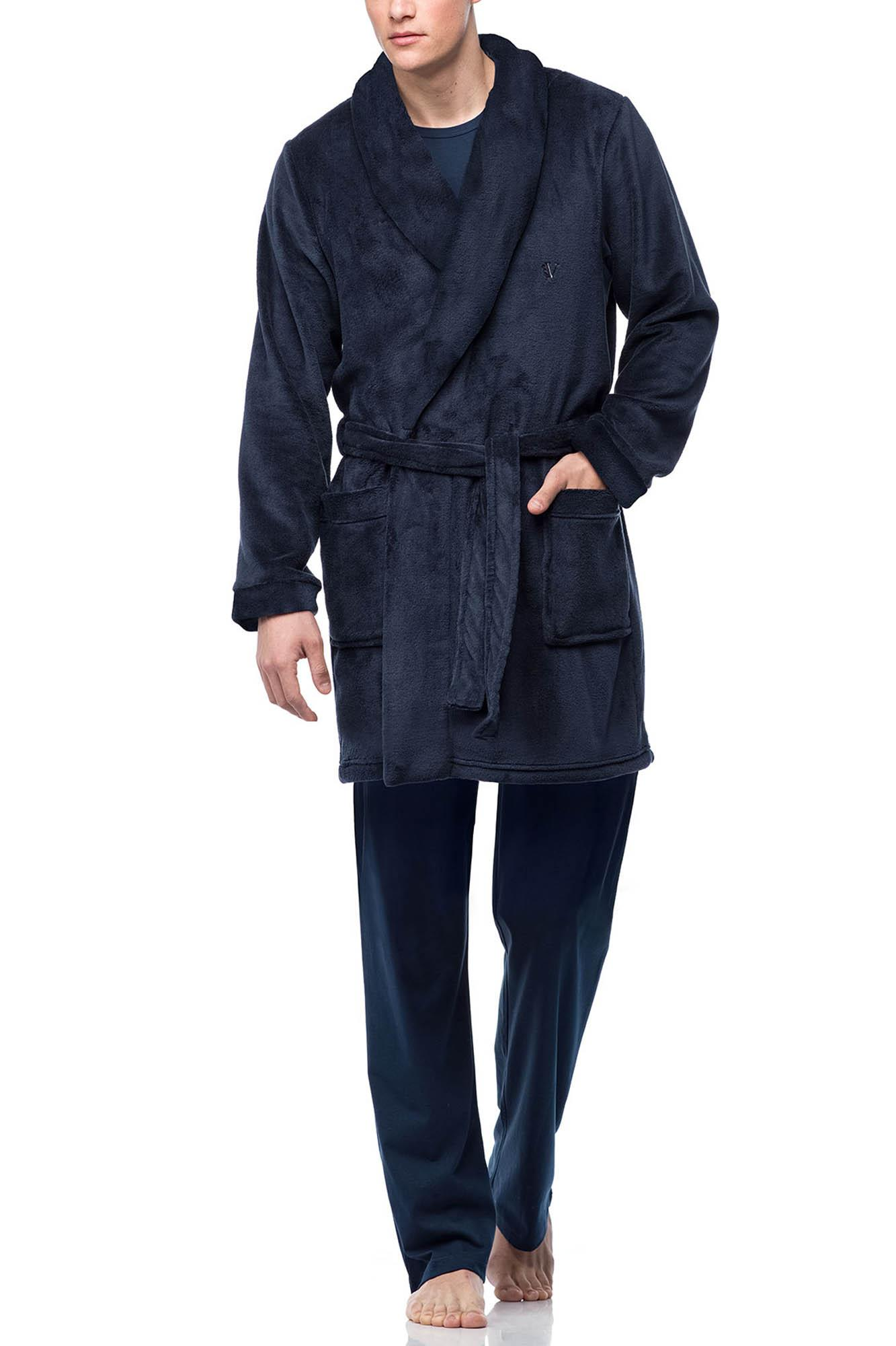 Men's Plain Robe