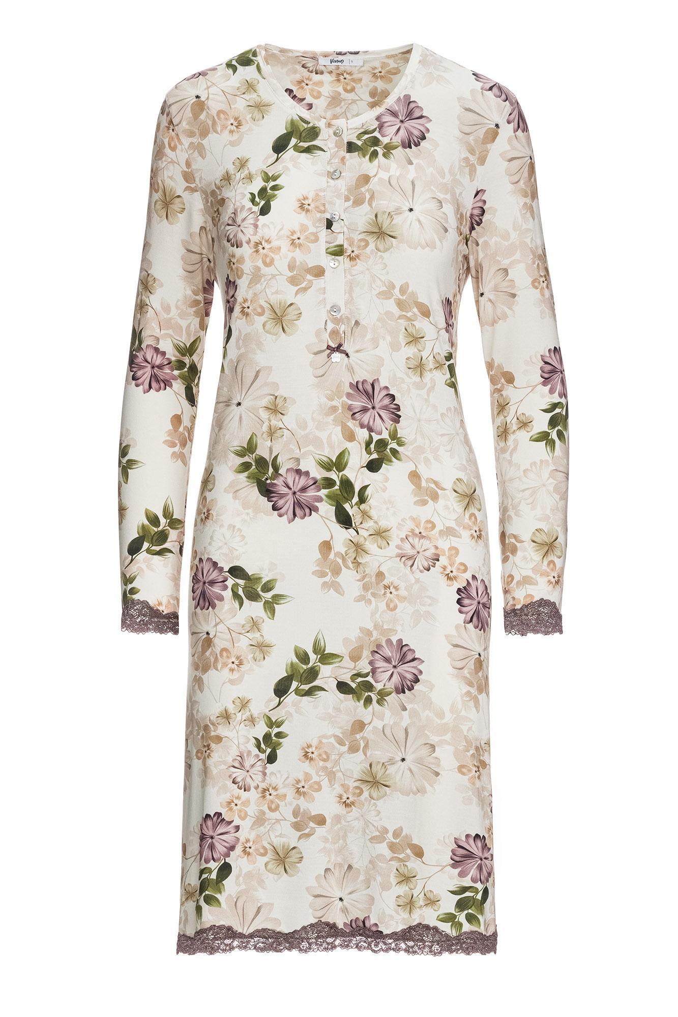 Women's Floral Nursing Pyjamas Plus Size