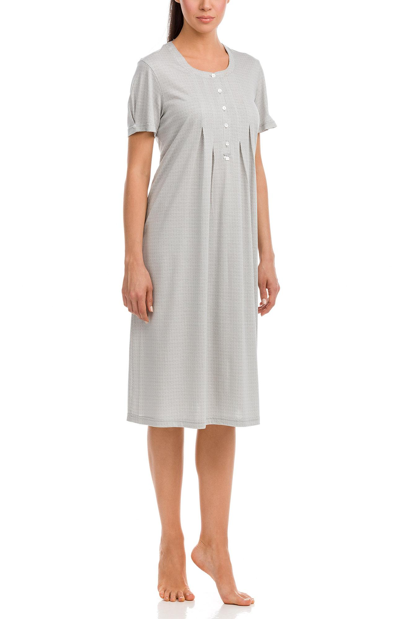 Women's Patterned Nightgown