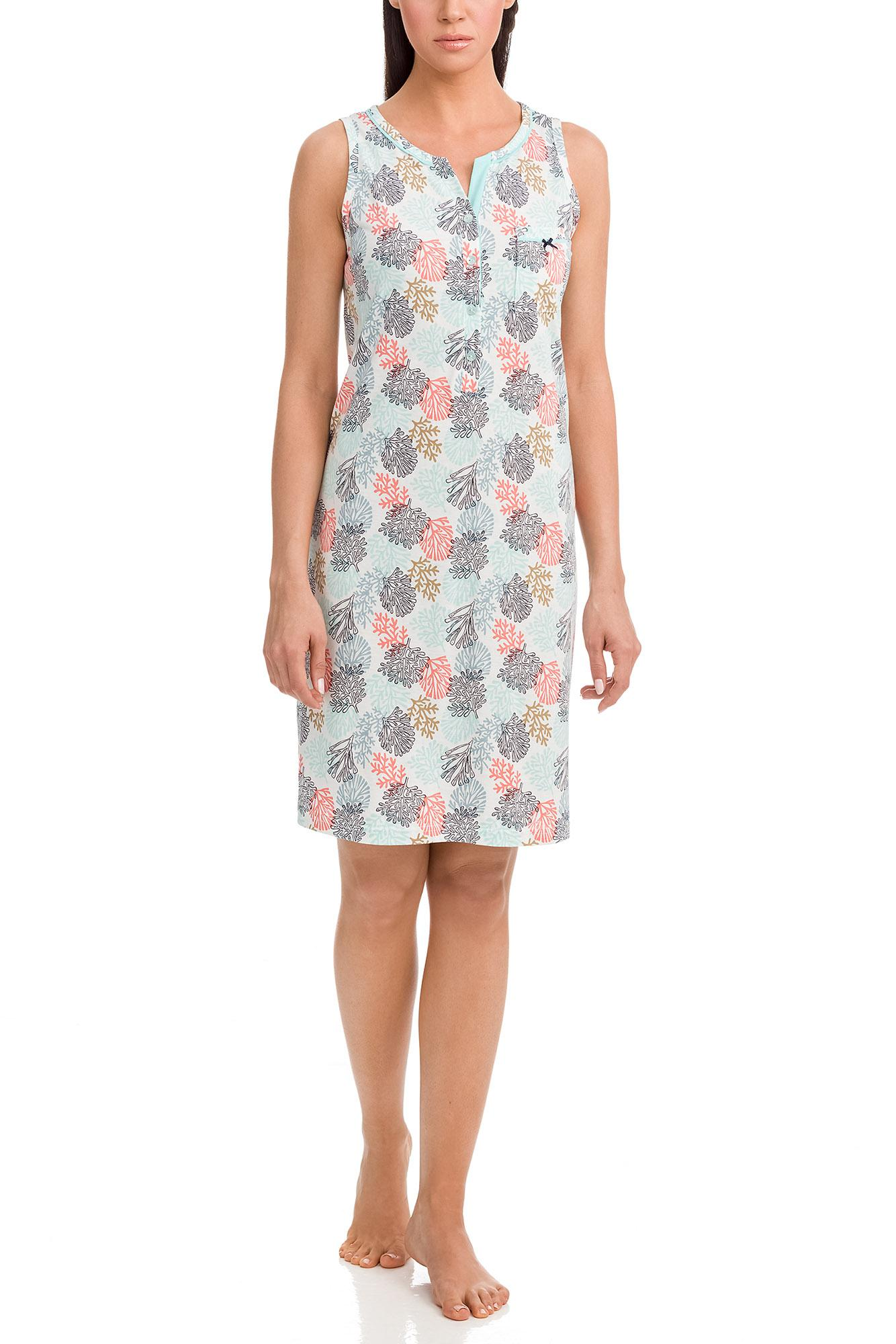 Women's Sleeveless Nightgown