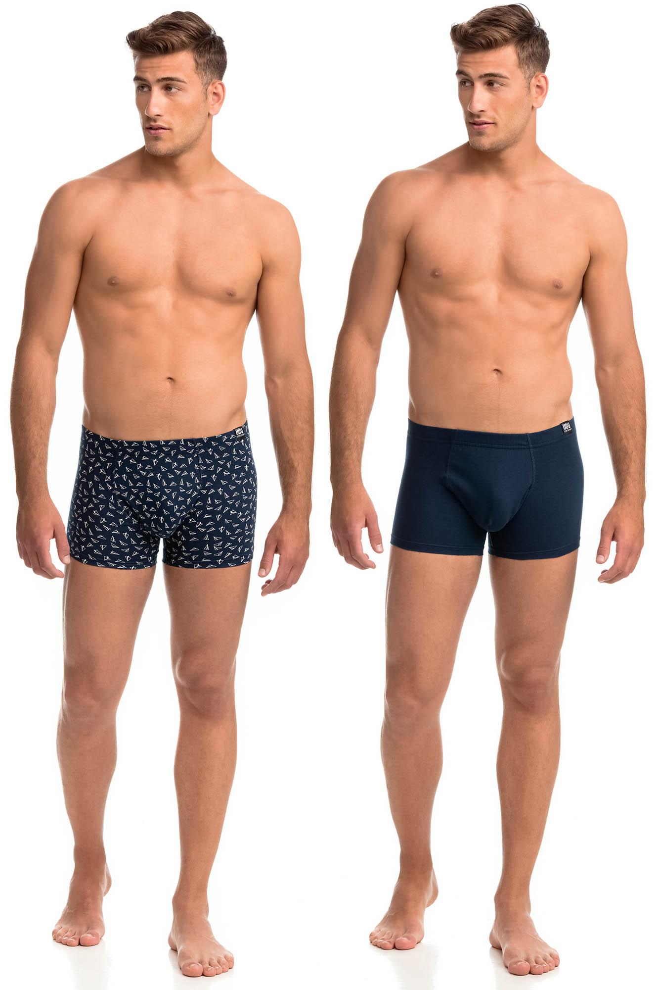 Men's 2-Pack Boxer Slips