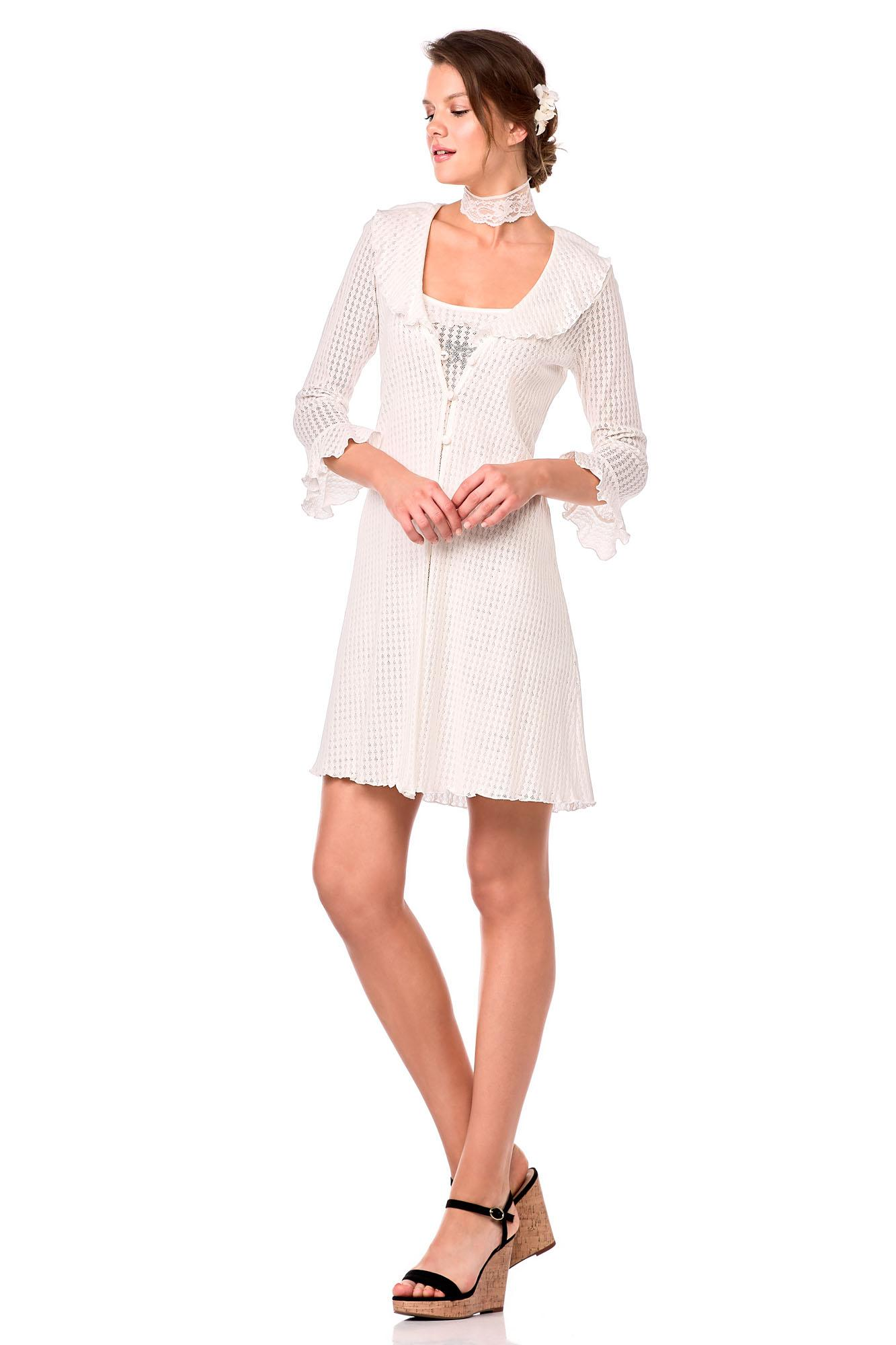 Women's Jacquard Robe