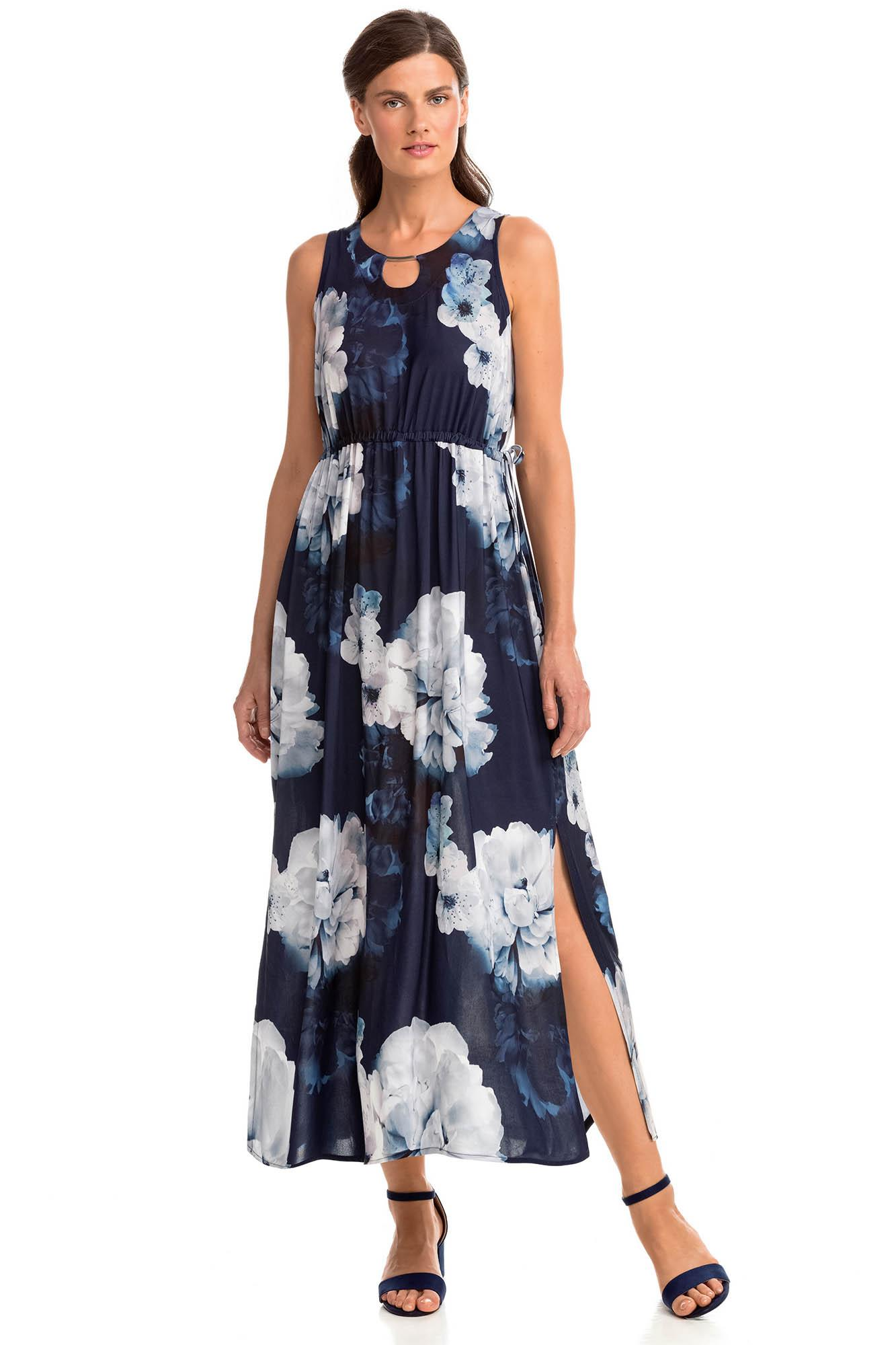 Μάξι Φόρεμα Φλοράλ