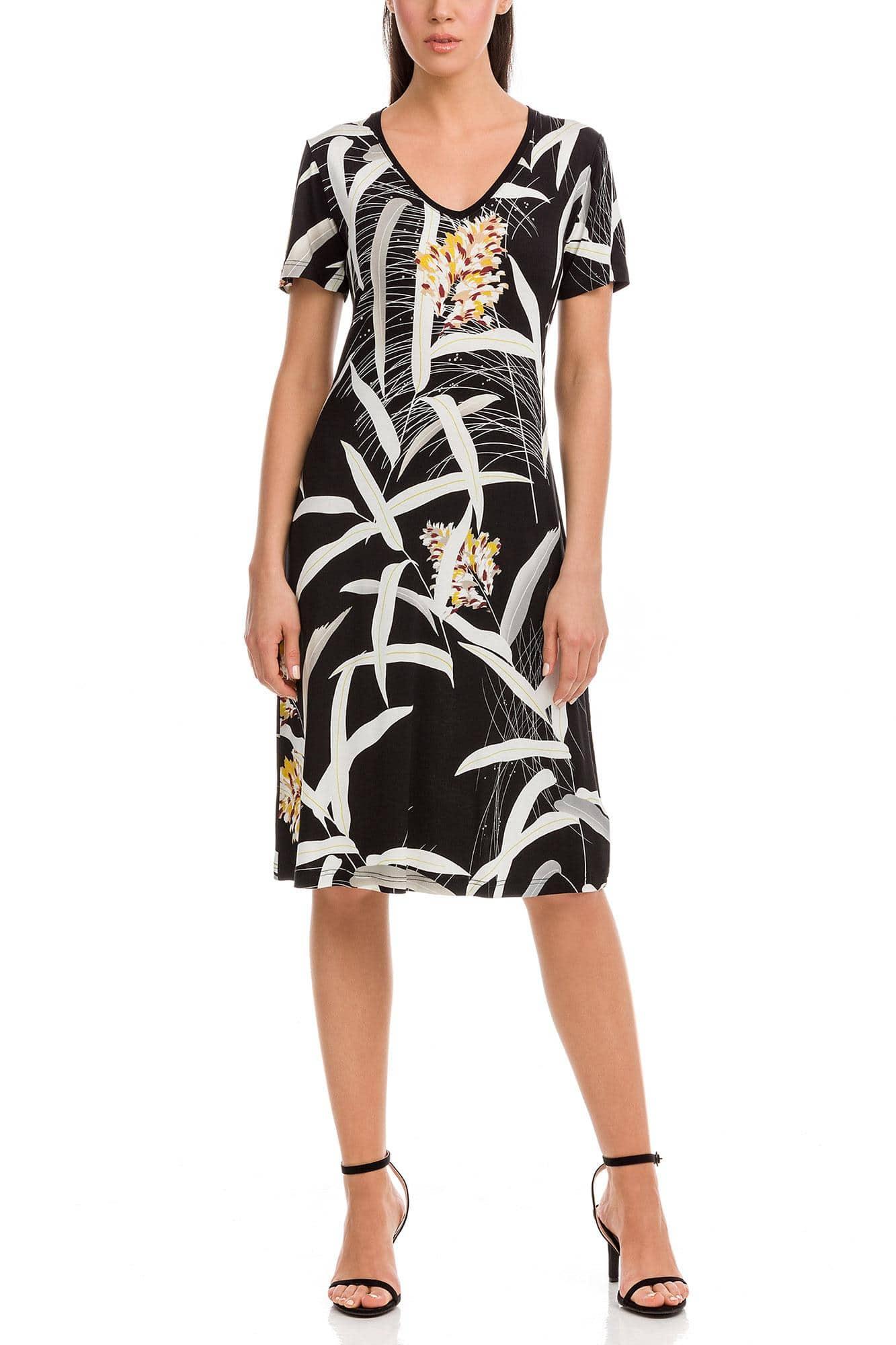 Print Dress Plus Size