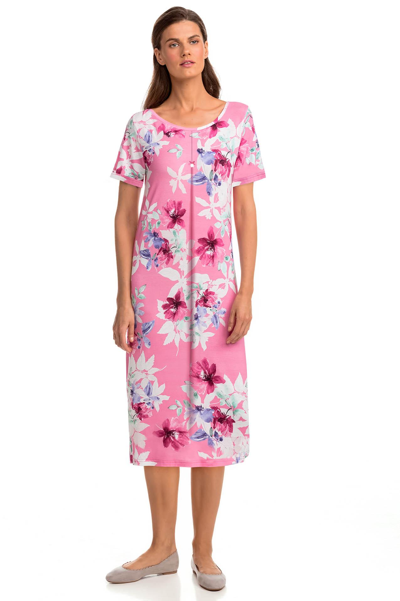 Maxi Floral Nightgown