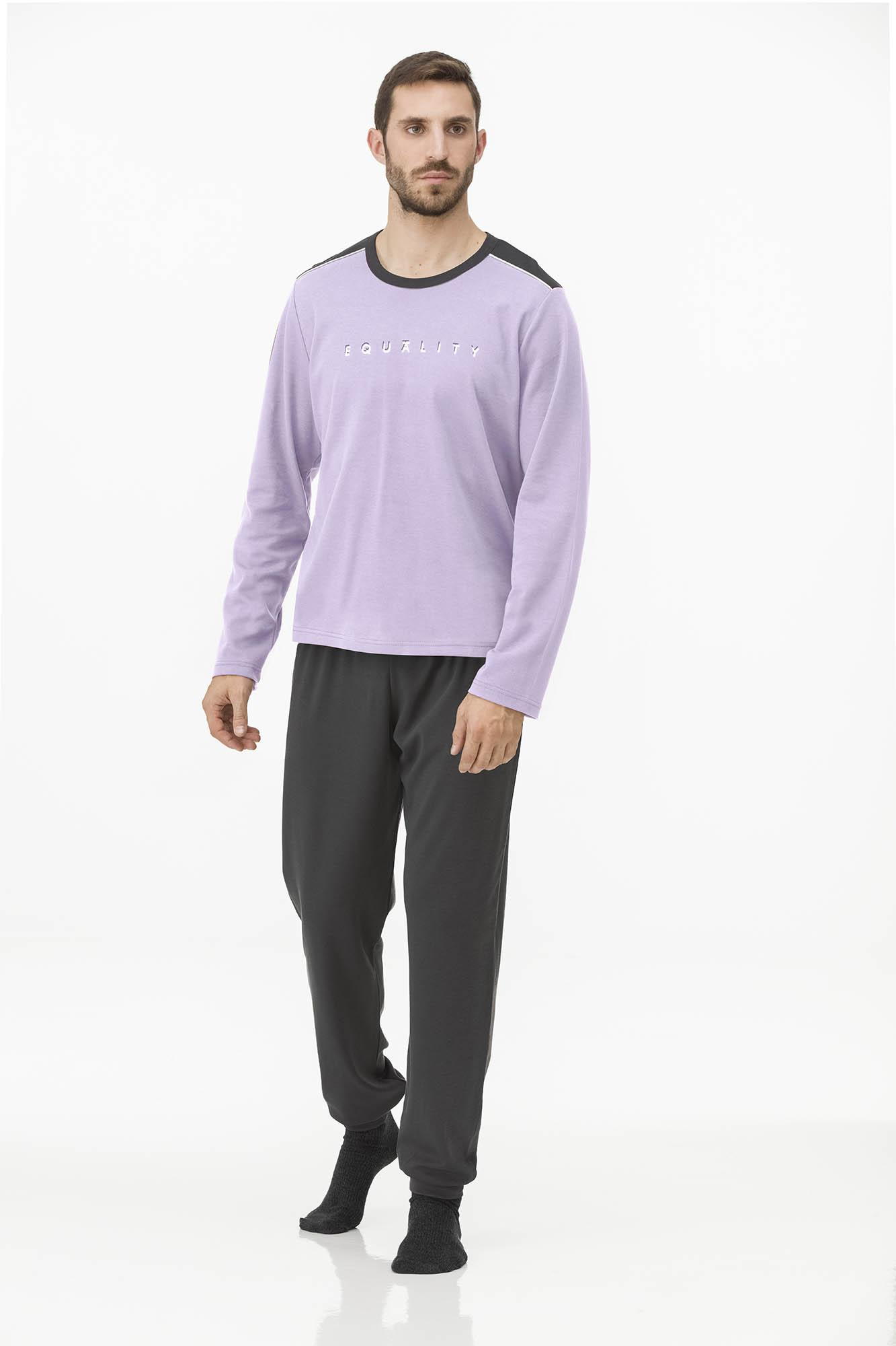 Men's Bicolor Pyjamas