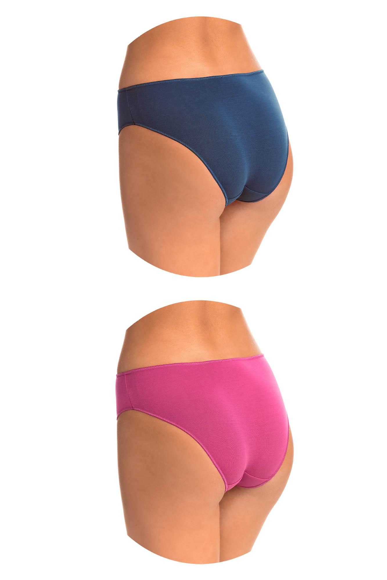 Women's 2-Pack Brief Slips