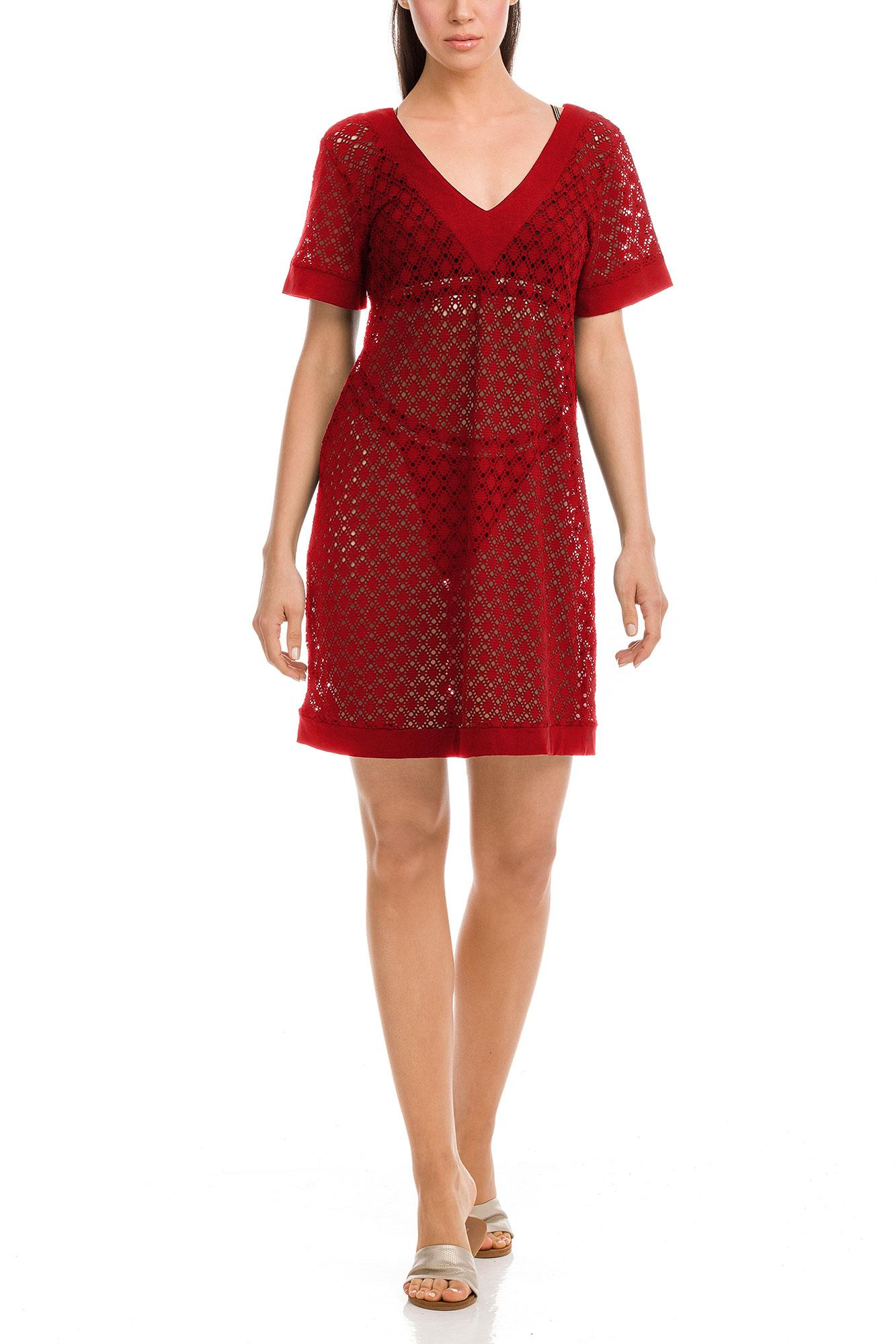 Mini Jacquard Beachdress