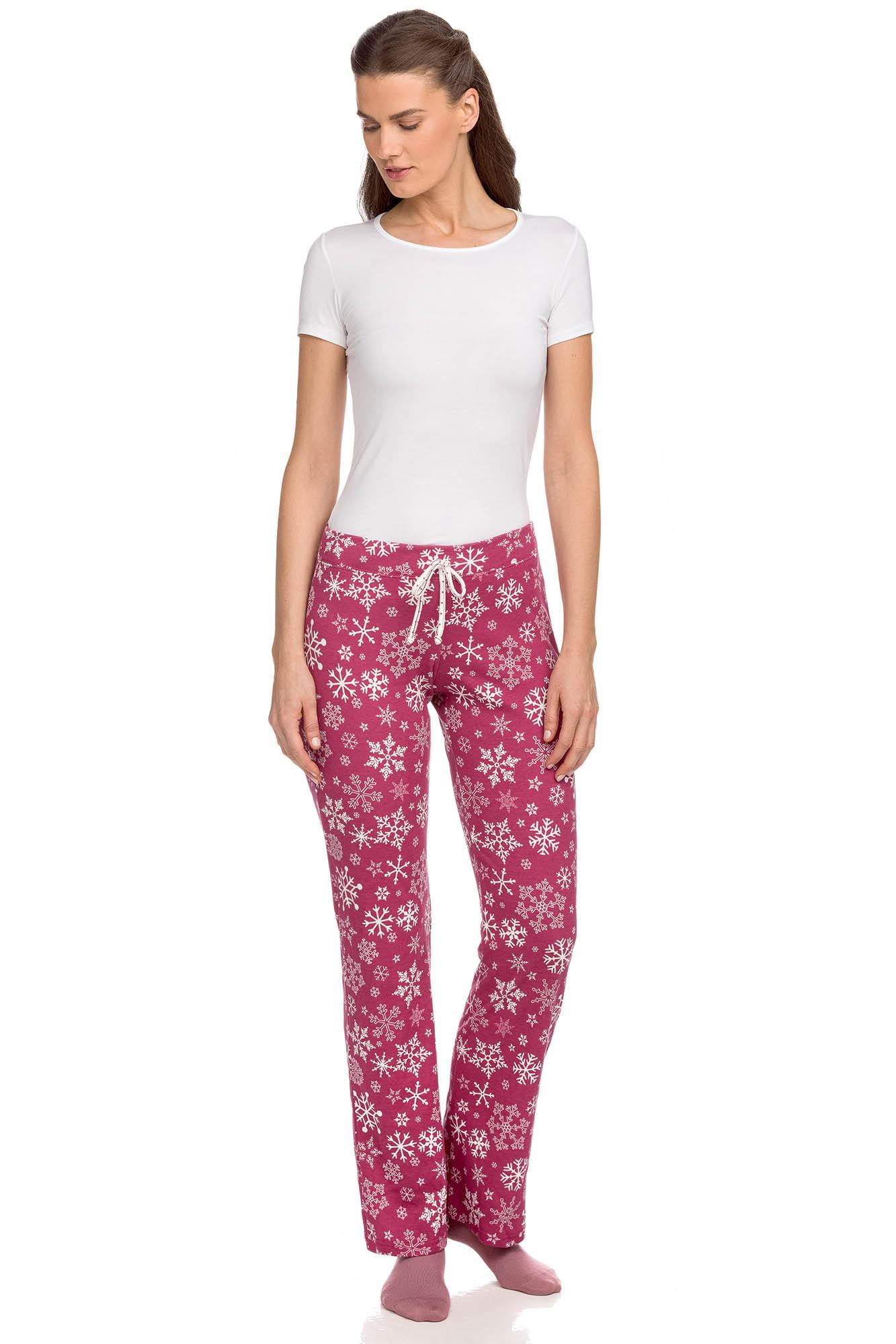 Women's Cotton Print Bottoms