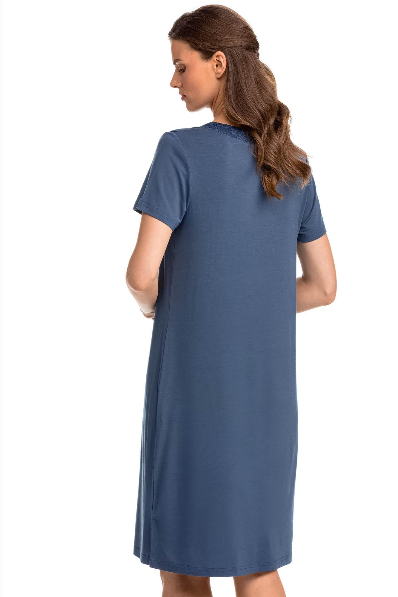 Short-Sleeved Nightgown