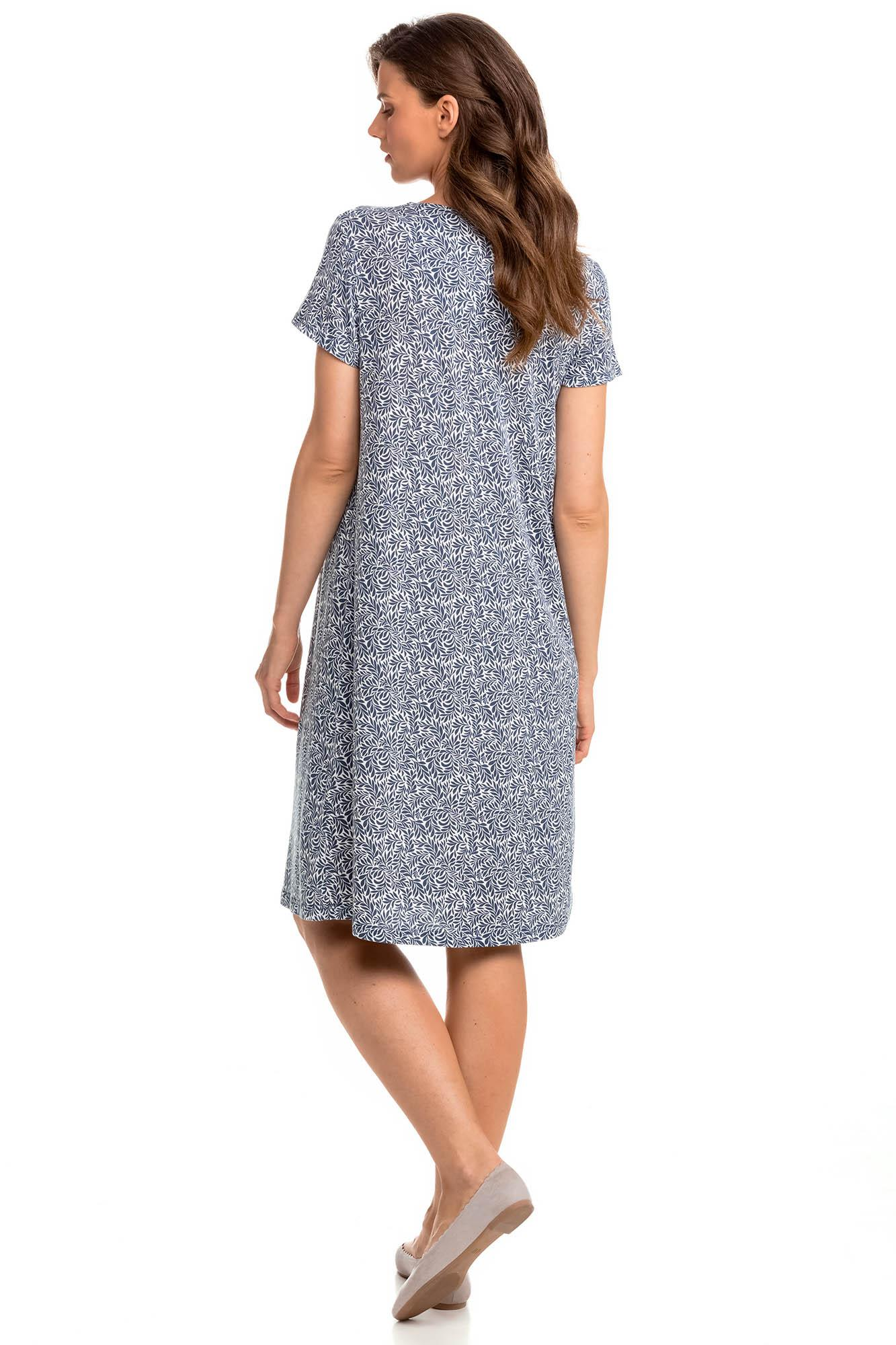 Women's Print Nightgown