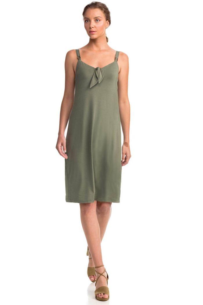 Plain Sun Dress