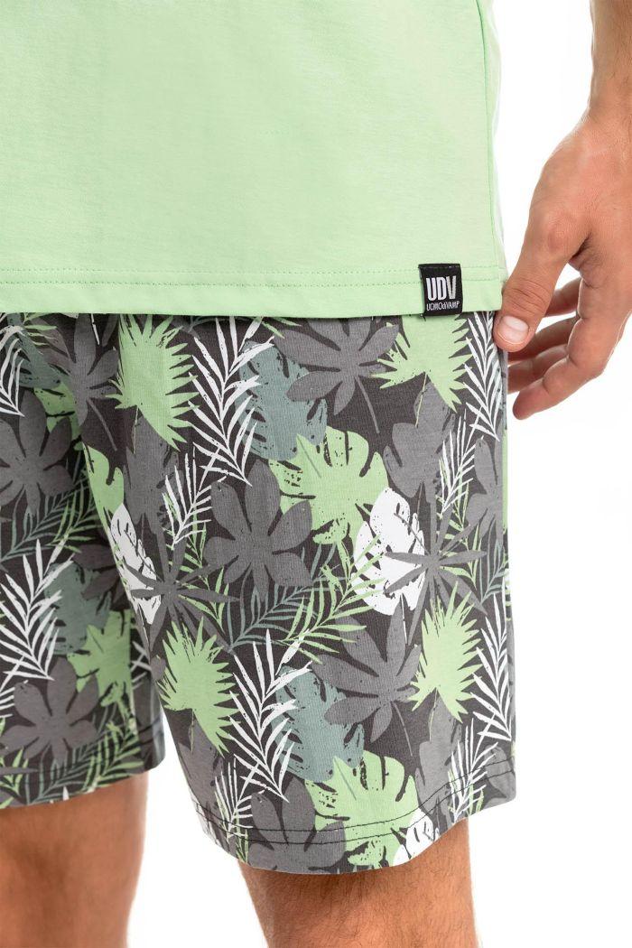 Men's Short-Sleeved Pyjamas