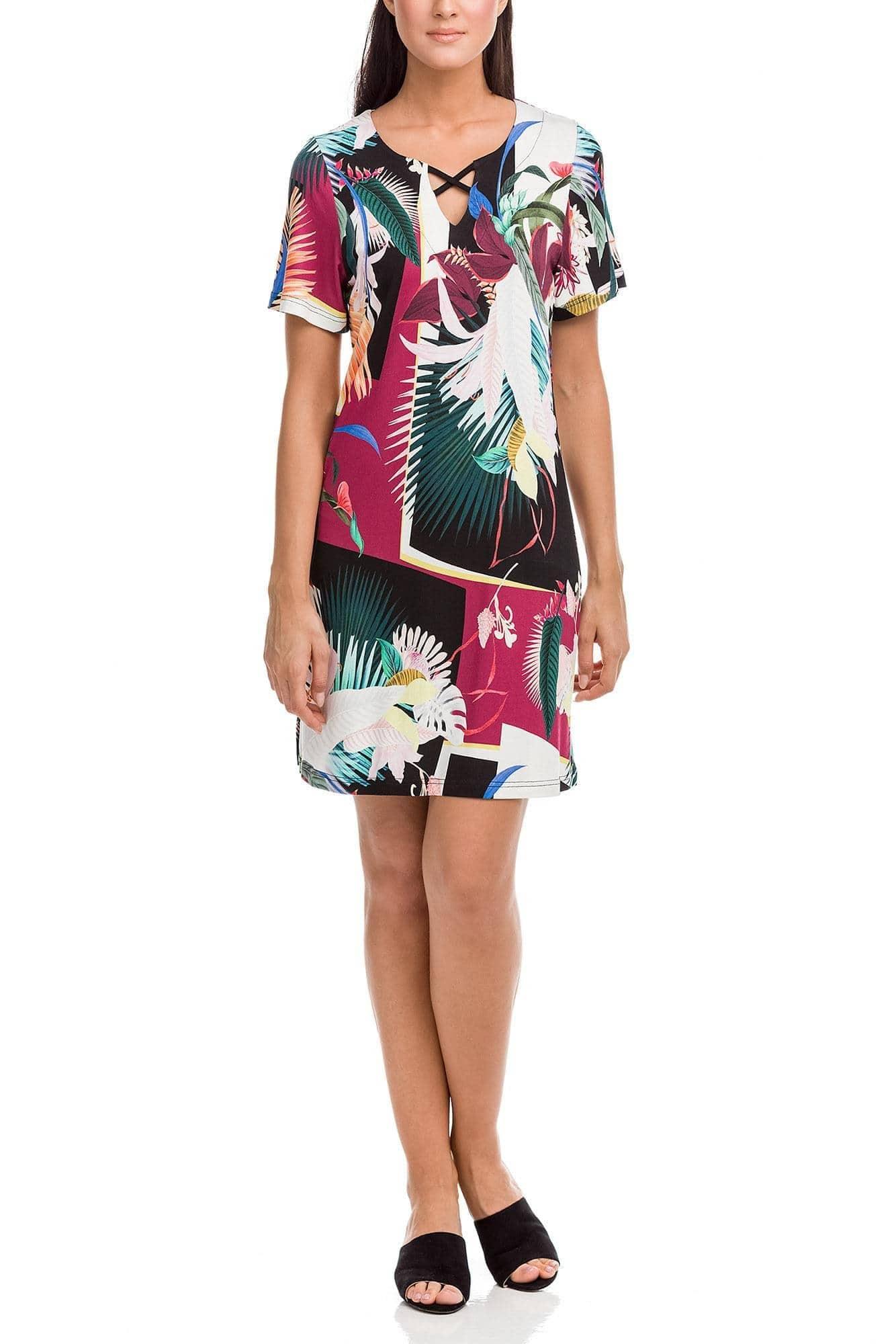 Φόρεμα Παραλίας Abstract