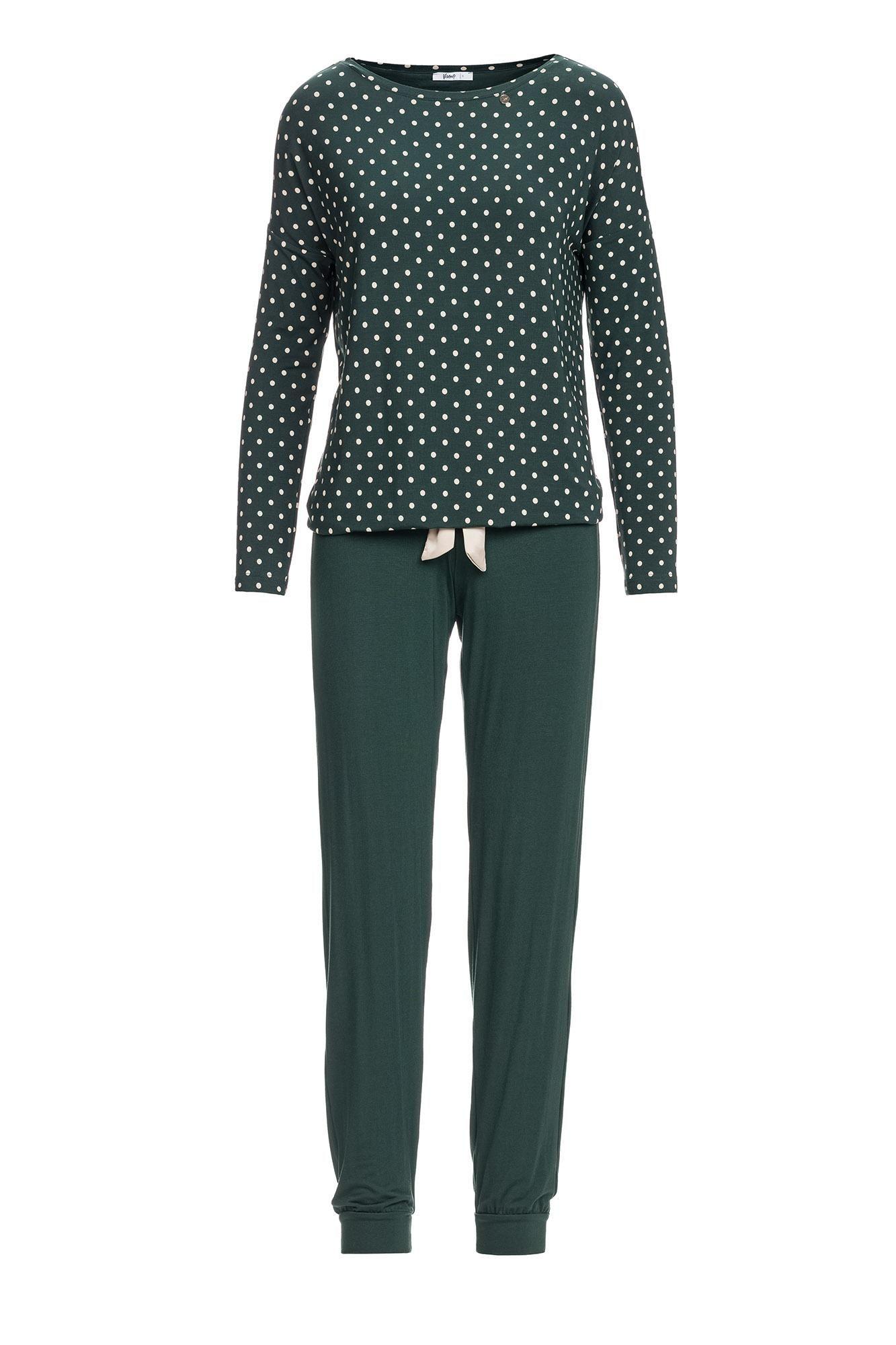 Women's Polka Dot Pyjamas