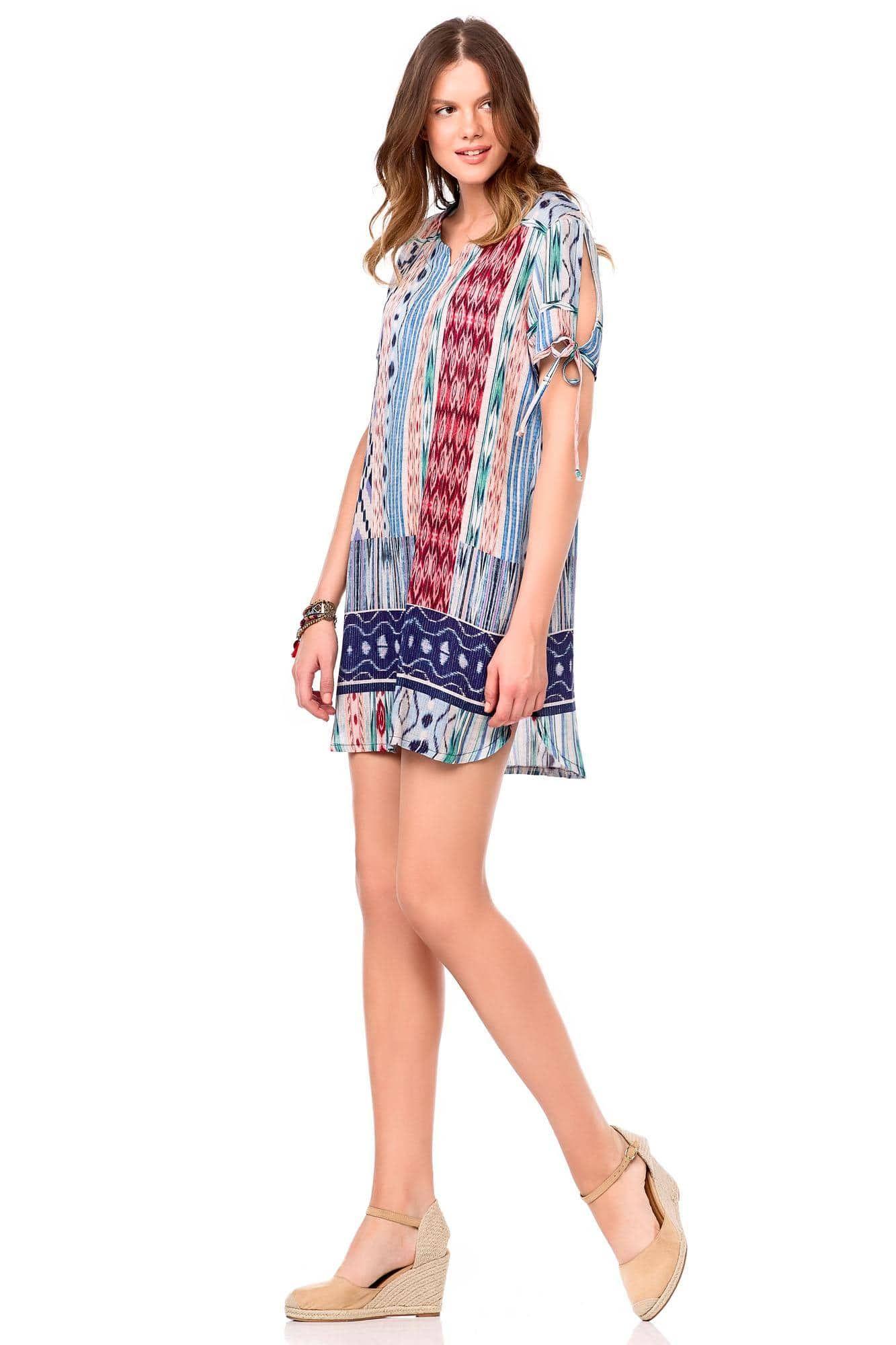 Φόρεμα Παραλίας Έθνικ