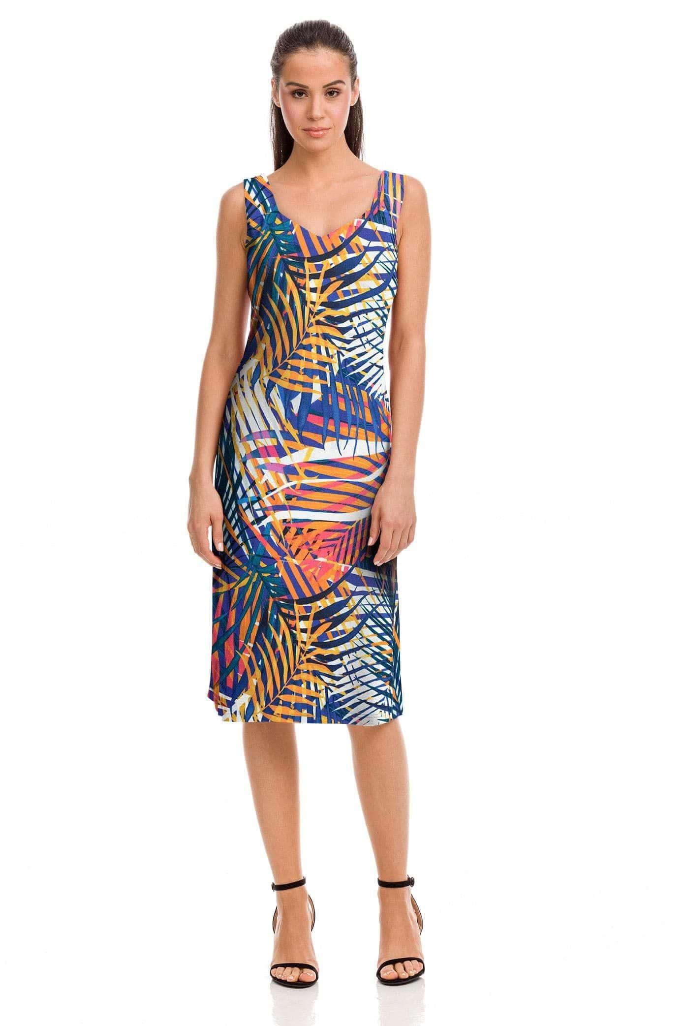 Καλοκαιρινό Φόρεμα Tropical