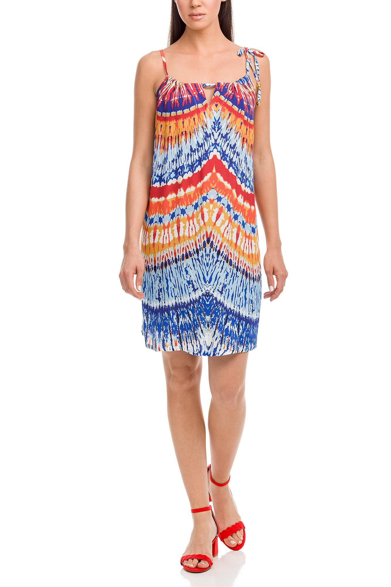 Αμάνικο Φόρεμα Παραλίας