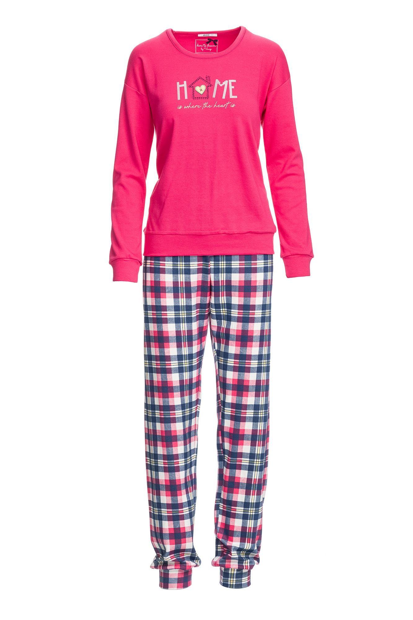 Women's Plaid Pyjamas