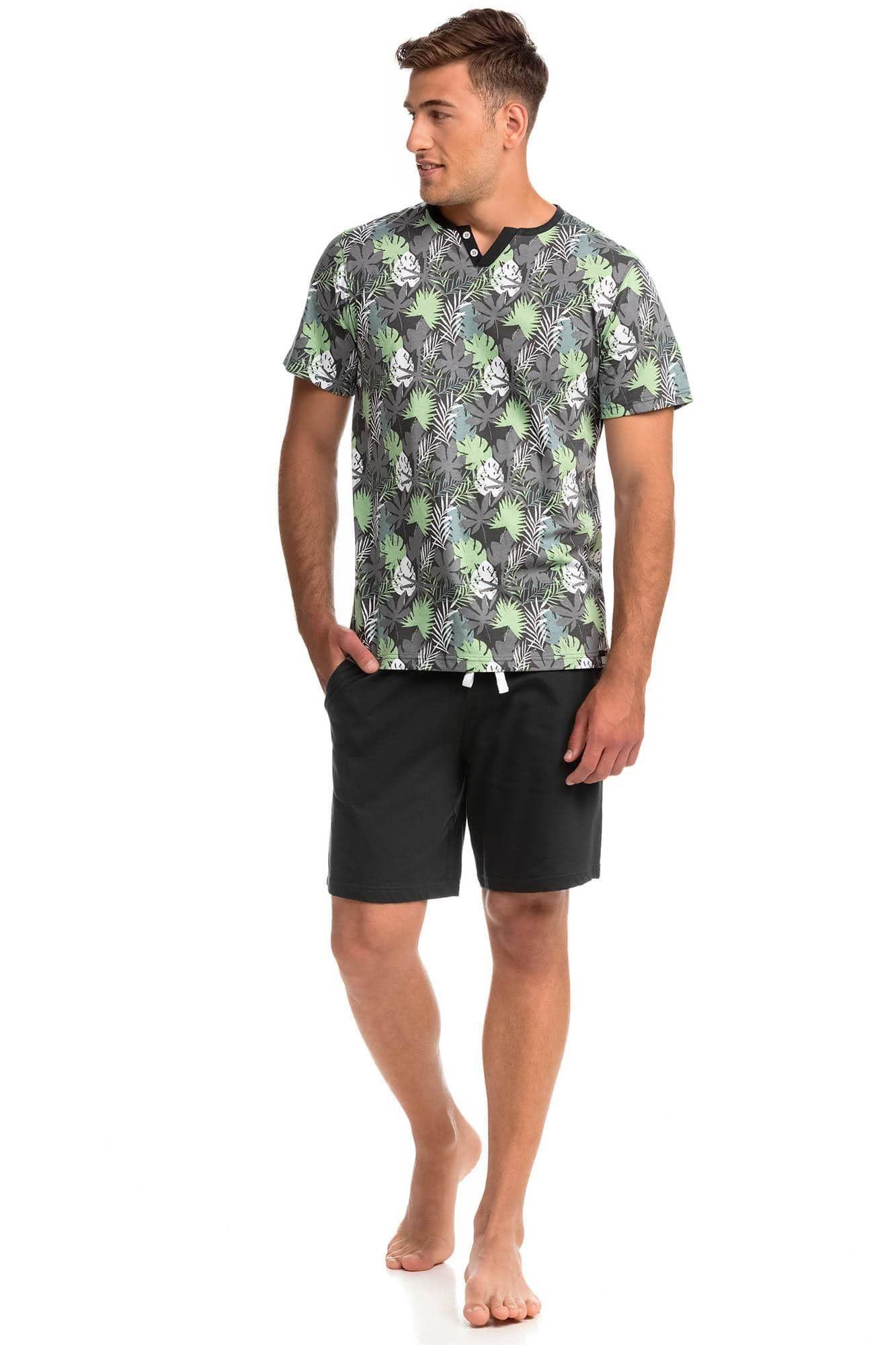 Men's Print Pyjamas