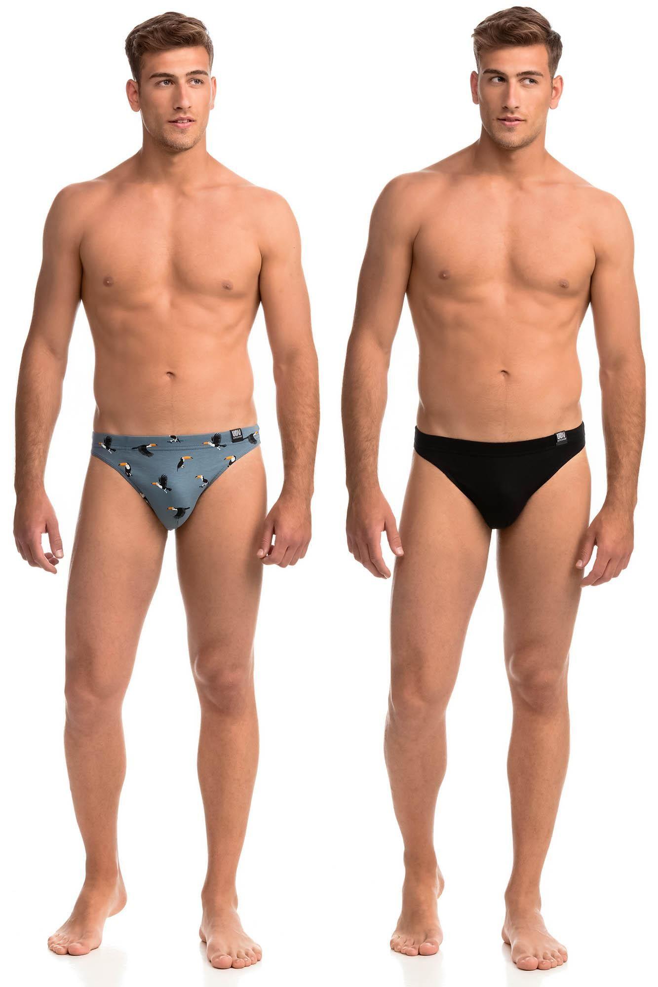 Men's 2-Pack Slips