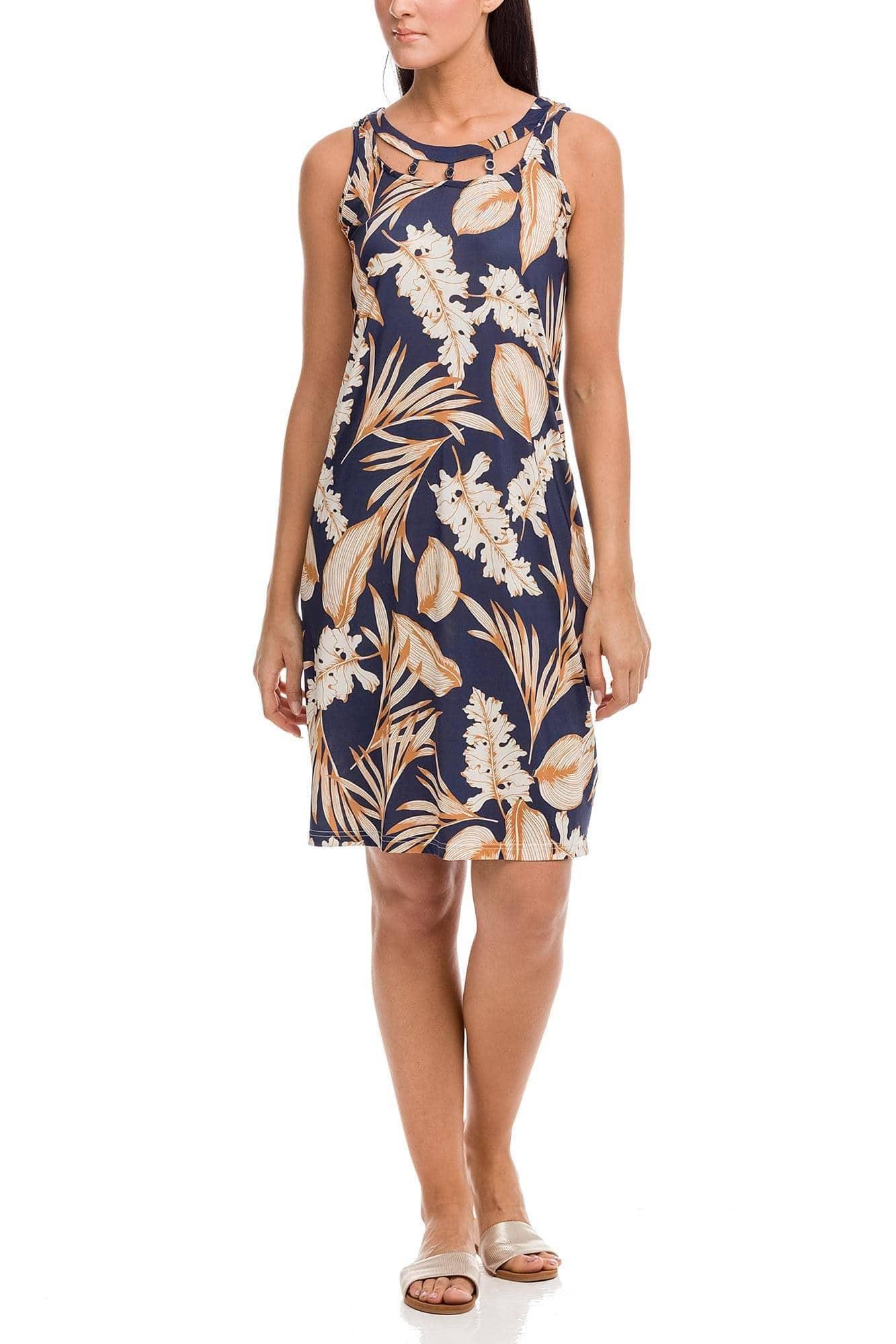 Φόρεμα Παραλίας Leaves
