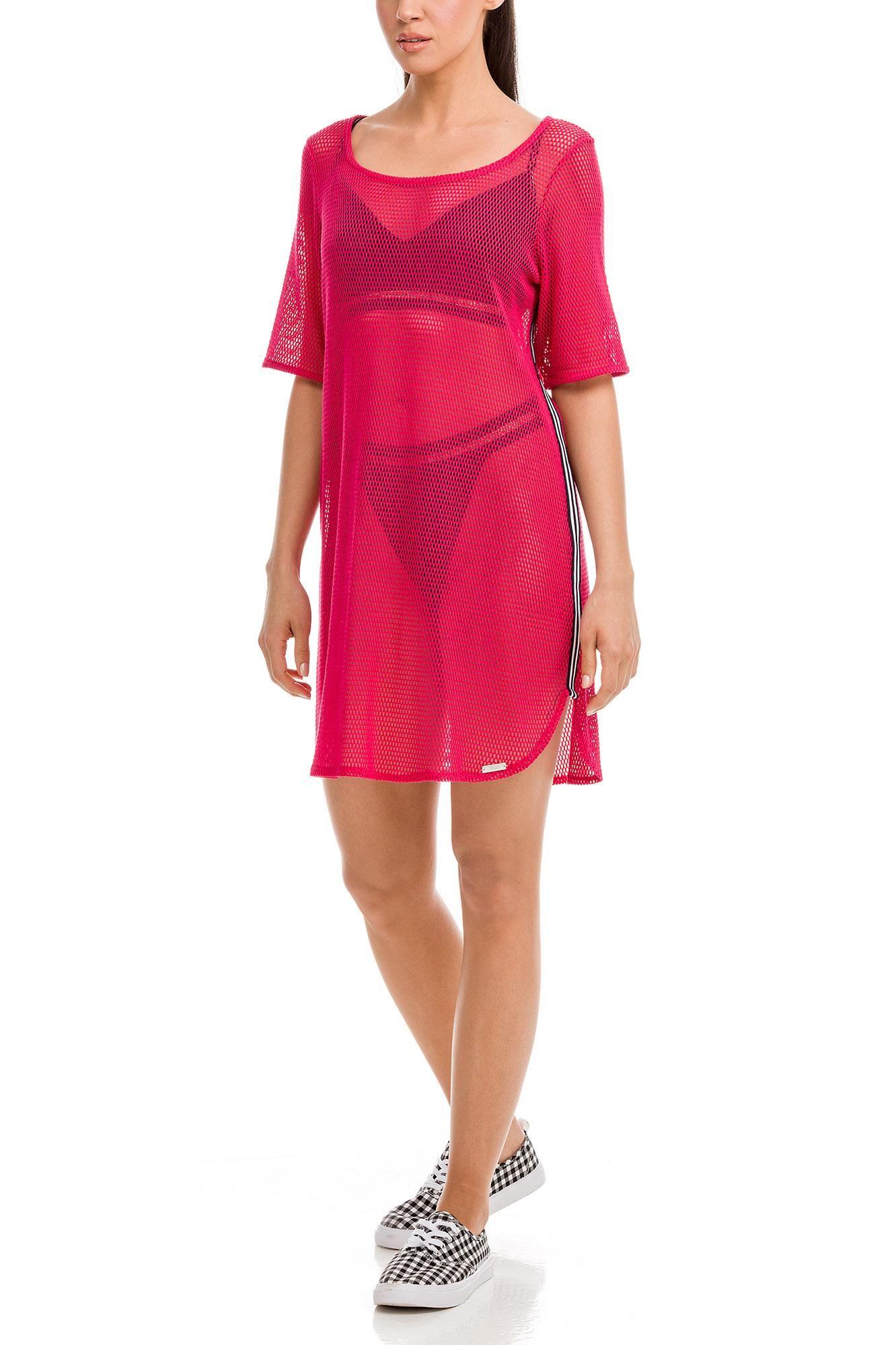 Κοντομάνικο Φόρεμα Παραλίας Ζακάρ