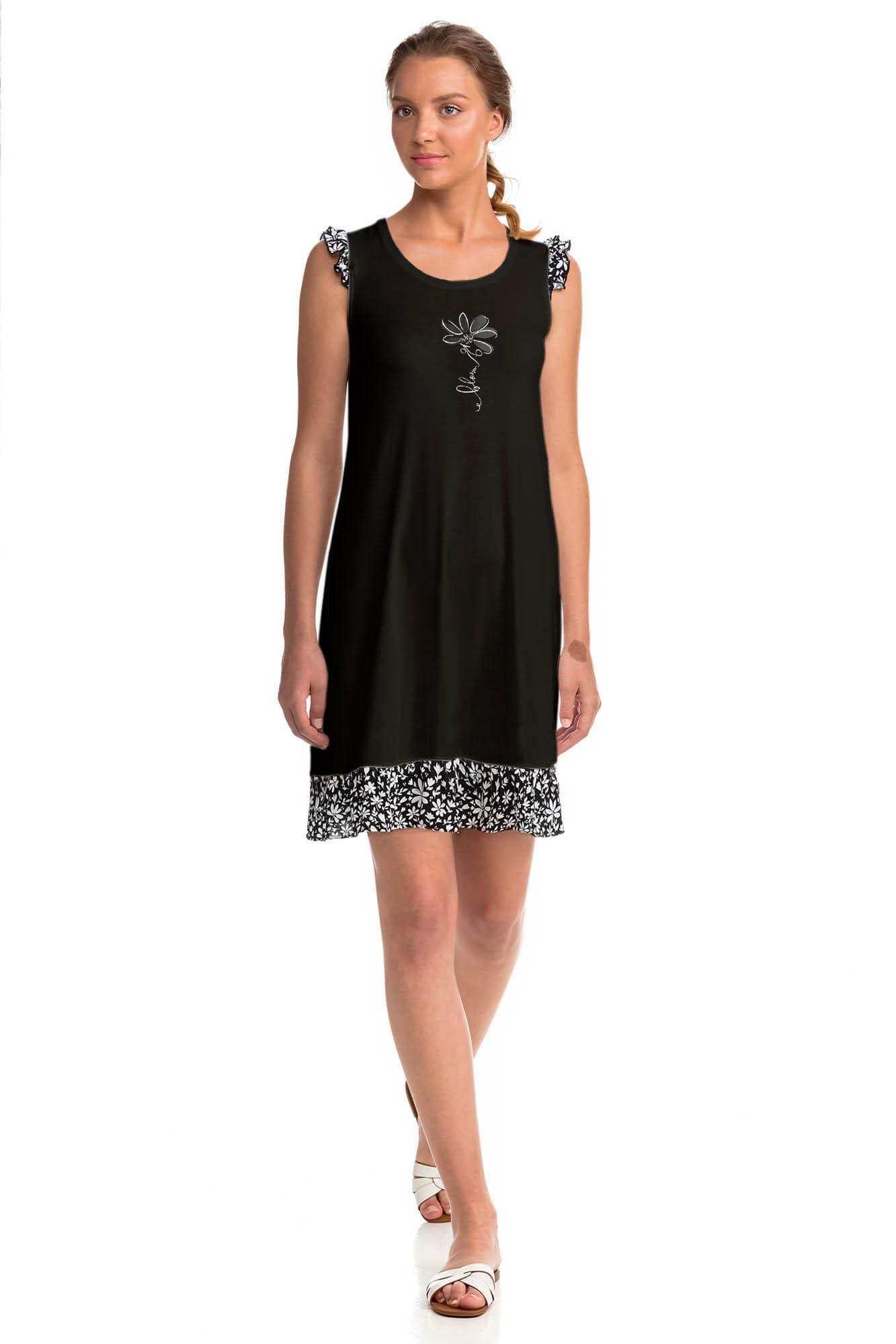 Sleeveless Nightgown