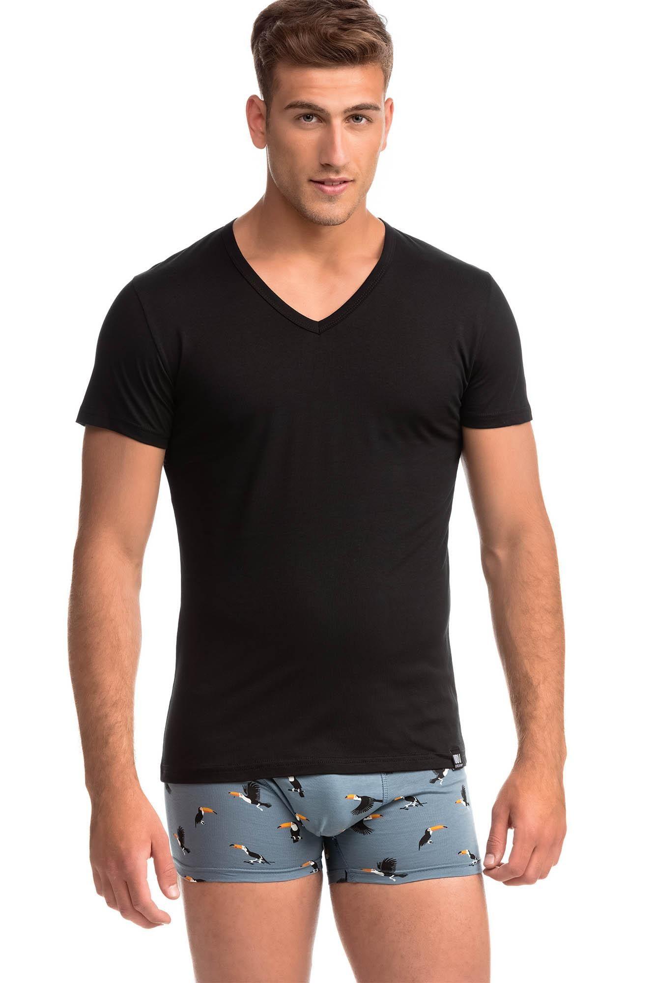 Men's 2-Pack Short-Sleeved Vests