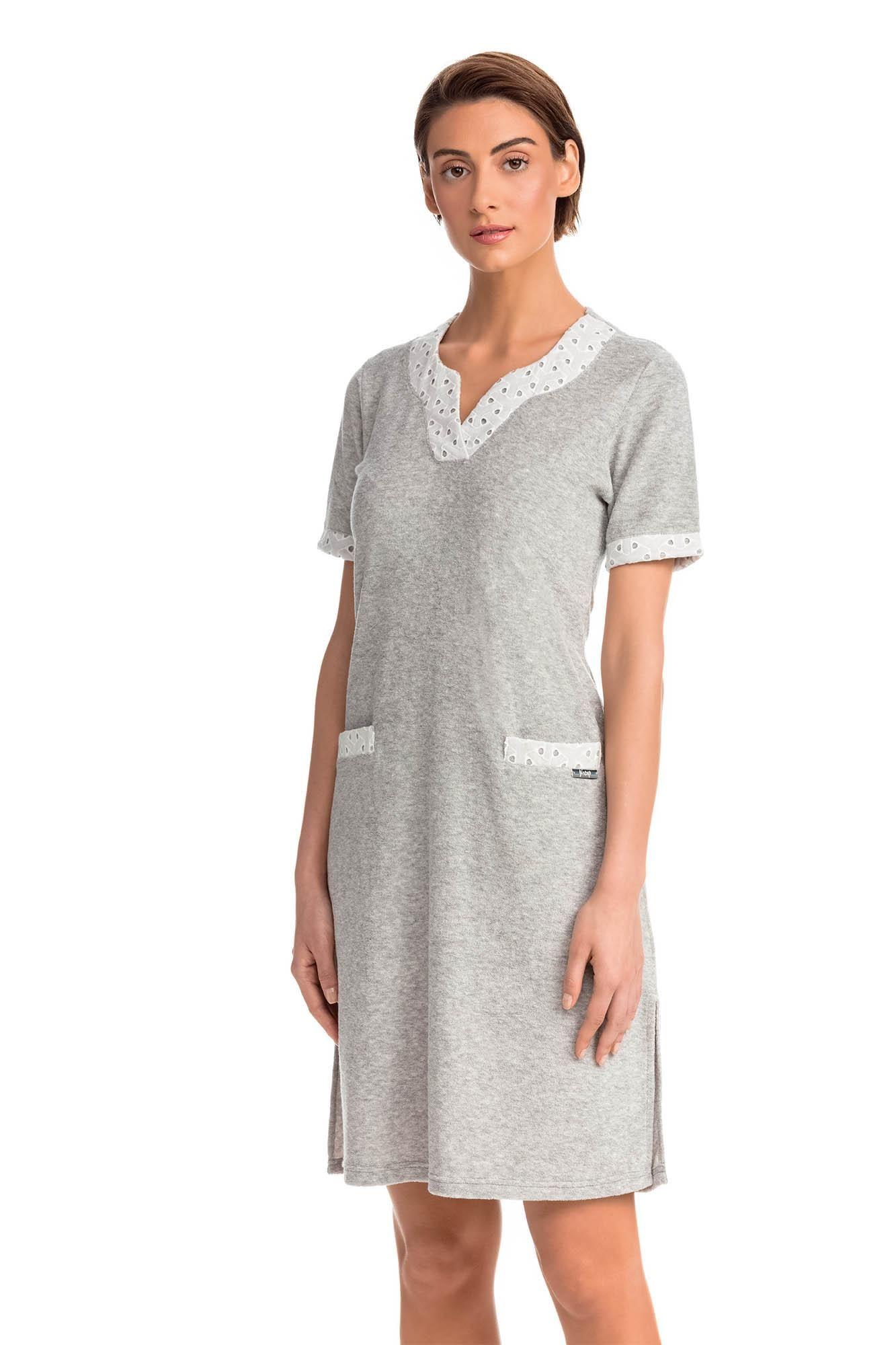Φροτέ Φόρεμα με Τσέπες