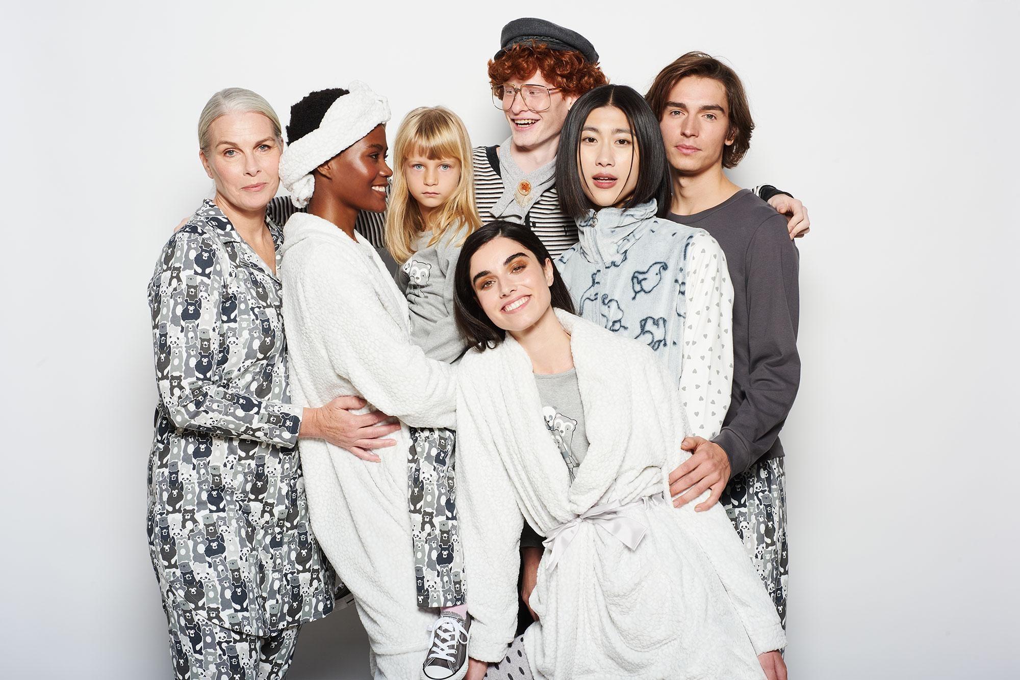 Women's Maternity Cotton Pyjamas