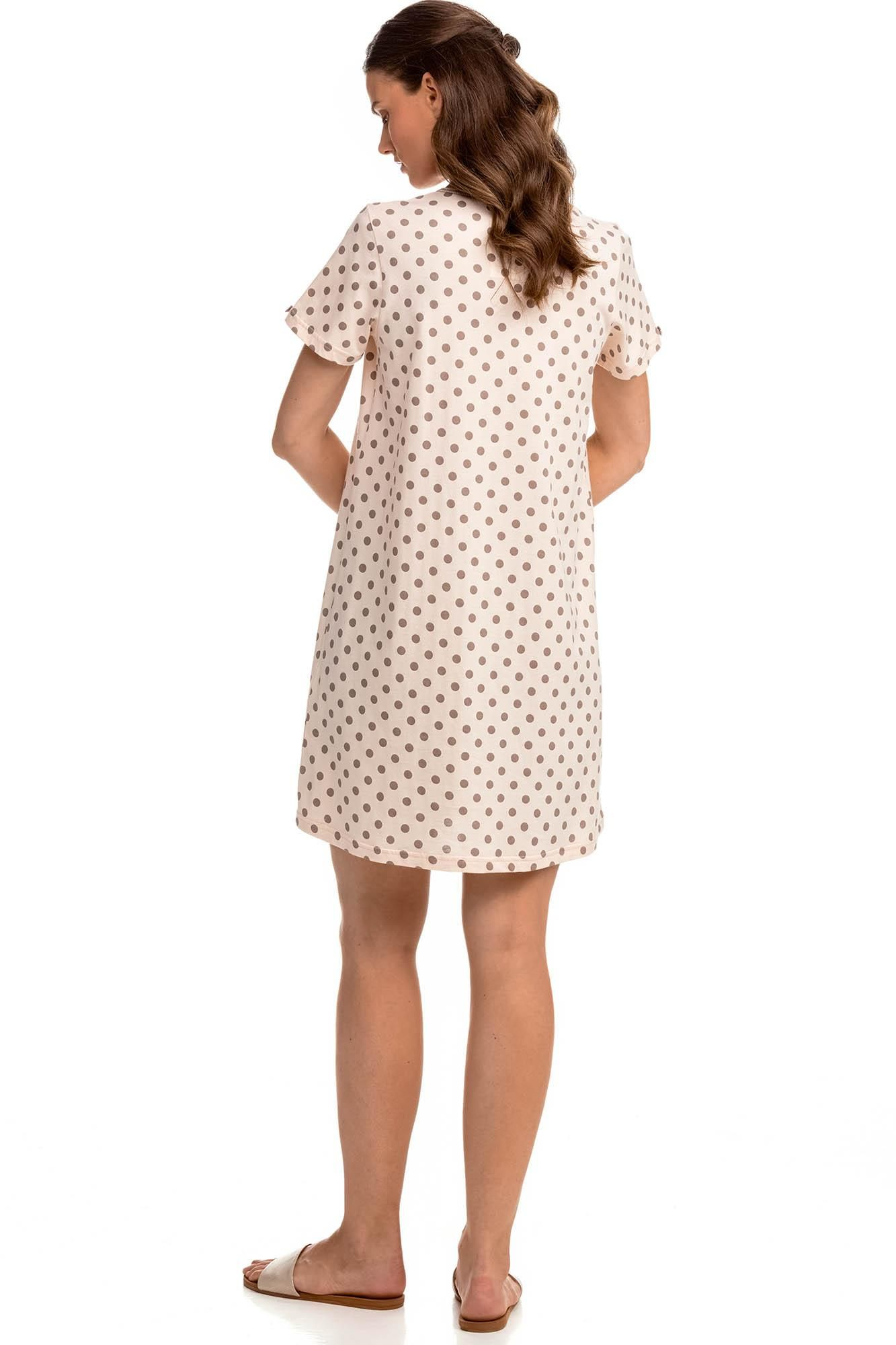 Polka Dot Nightdress