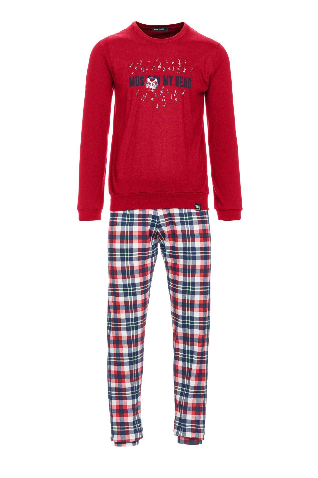Men's Cotton Pyjamas Plus Size