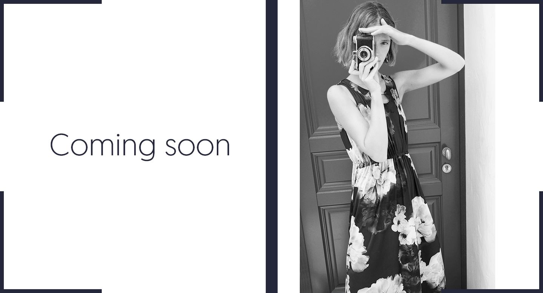 Νέα Συλλογή Ανοιξη - Καλοκαίρι 2021 Coming Soon